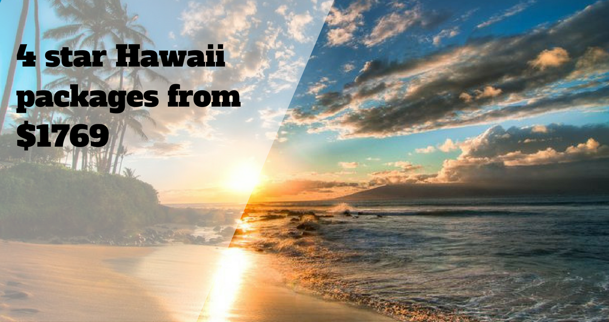 Hawaii packages Hawaiian Airlines