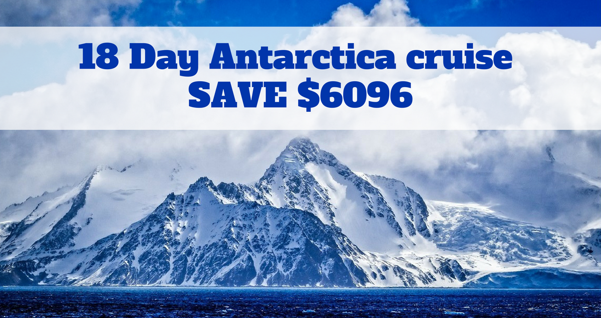 Antarctica shackleton cruise