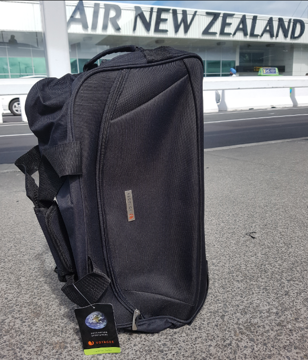 wheeled bag prize the travel co