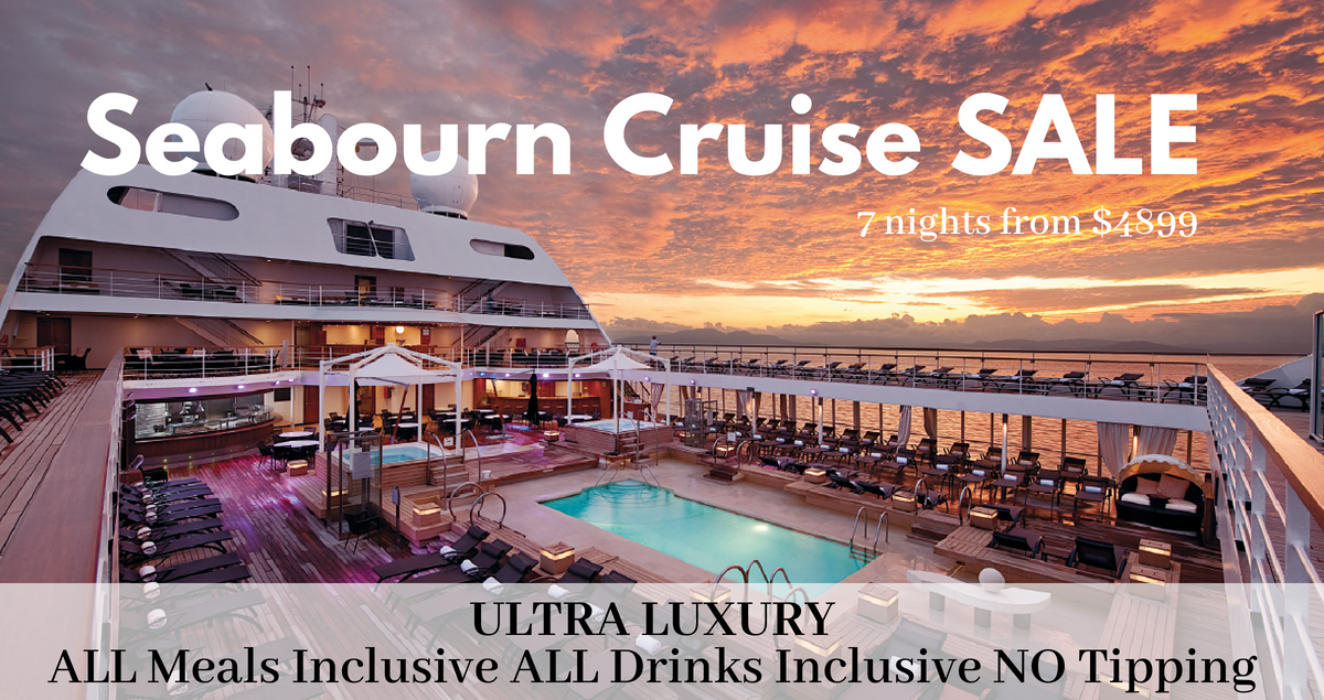 Seabourn Cruise SALE