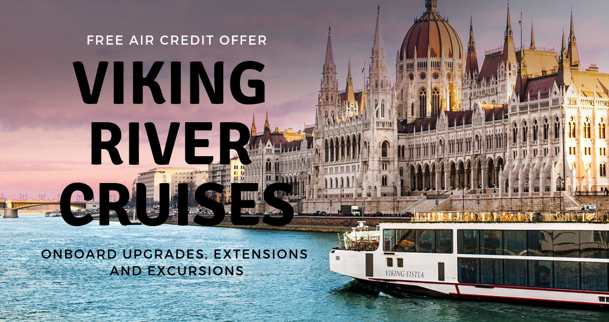 Viking river cruise deal
