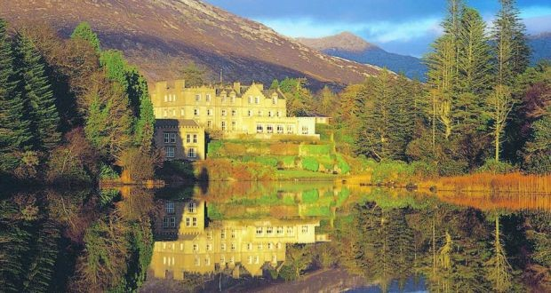 Luxury Ireland - Ballynahinch Castle Hotel