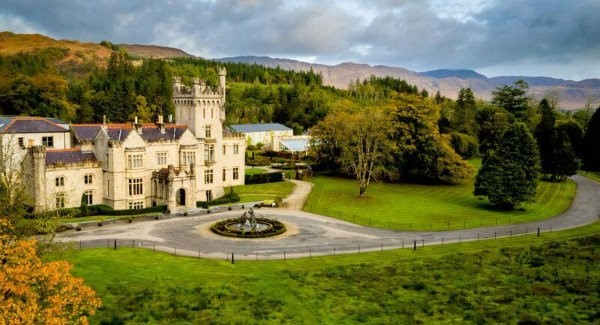 Luxury Ireland - Lough Eske Castle