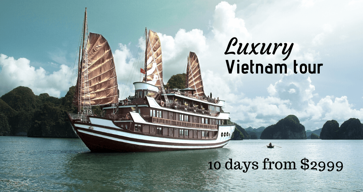 Luxury Vietnam 10 day tour