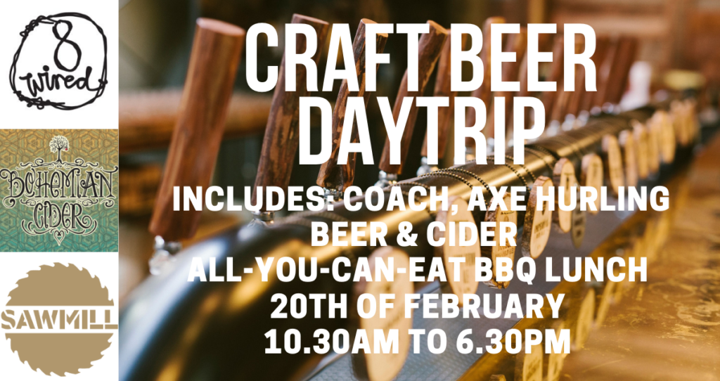 Craft Beer Daytrips