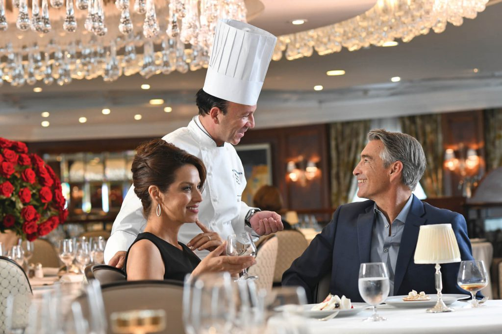 Oceania Cruises - Personalized Service