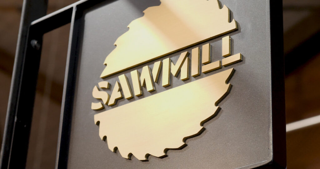 Sawmill brewery Craft beer tour